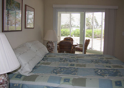 Master Bedroom With Attached Lanai