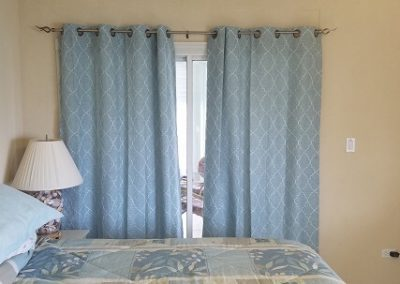New Curtains in Master Bedroom